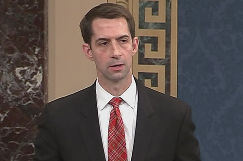 Narrative war: NY Times newsroom melts down after publication of Sen. Cotton op-ed