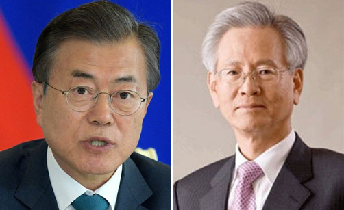South Korean president sues former network head who called him a communist