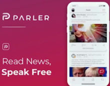 Report: Parler surges as conservatives seek social media alternative