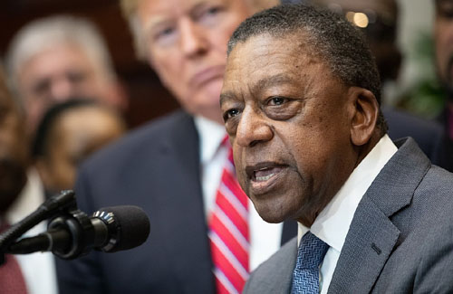 BET founder: Laughter at whites who are tearing down statues