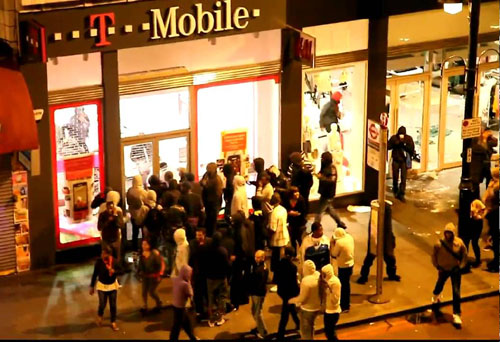 T-Mobile 'cult' drops Carlson, ramps up racial strife and transgenderism