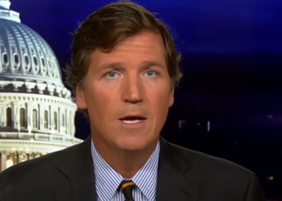 Tucker Carlson: 'We're becoming North Korea'