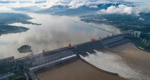 China hints at 'Black Swan event': Failure of Three Gorges Dam could kill millions in Wuhan, Yichang