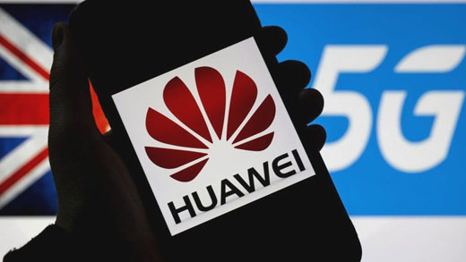 Trump victory: UK backs U.S., bans China's Huawei 5G