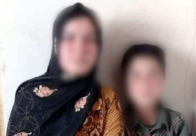 Afghan girl watched Taliban execute her parents before picking up AK-47 and killing two of them