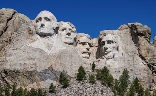 Dynamite? NY Times take aim at Mt. Rushmore