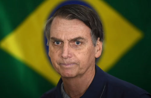 Brazilian president has coronavirus, says he's doing well thanks to hydroxychloroquine