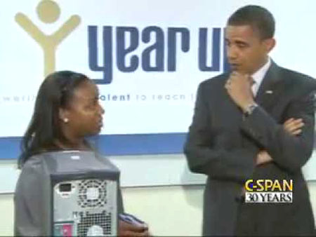 How an Obama 'Youth Jobs' program spawned a Soros-funded war on 'white culture norms'