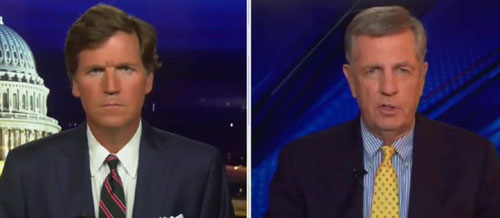 'One-party state': Tucker Carlson, Brit Hume discuss likelihood of Democrat rule