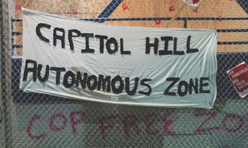 Cruz's 'Reclaim Act' holds local officials liable for allowing 'autonomous zones'