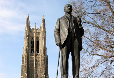 Dear Duke: Citizen journalist rallies support for defunding universities
