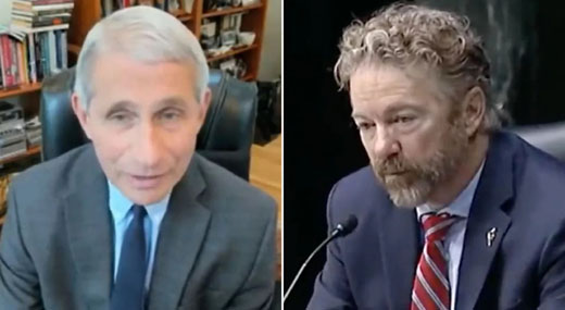 Rand Paul takes apart Fauci's praise for New York's coronavirus response