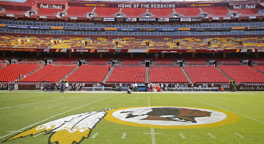 Show me the money: Corporate pressure from Fed Ex, etc. cancels the Redskins