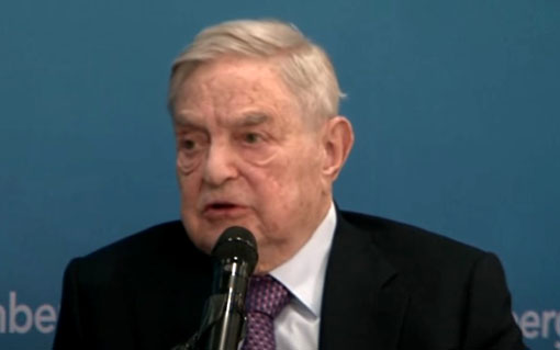 Soros set to double 2016 investment in U.S. presidential election