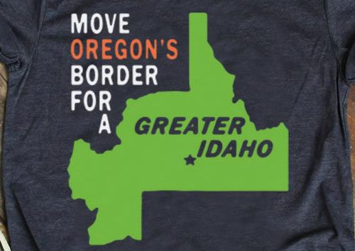 Rural Oregon counties opt for Idaho