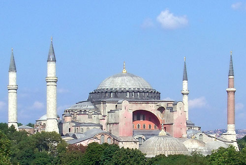 Turkey's Erdogan sparks controversy with Hagia Sophia conversion