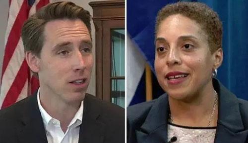 Sen. Hawley seeks civil rights probe of Soros-backed DA's conduct in McCloskey case