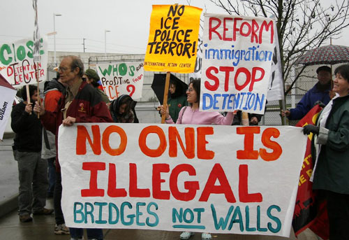 BLM-styled immigration reform: Corporate elites back giving free rein to criminal aliens