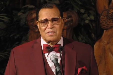 Farrakhan: Fauci and Gates plotting to 'depopulate the Earth' with COVID-19 vaccine