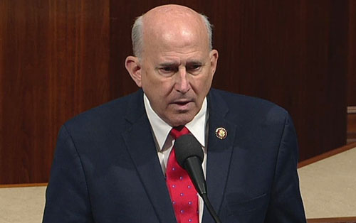 Rep. Gohmert calls on House to ban Democratic Party for its support of slavery