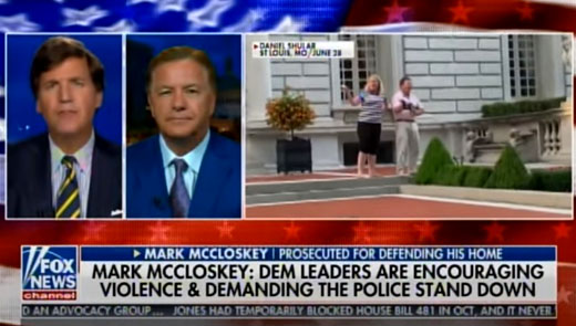 McCloskey expects indictment: Americans went from Patrick Henry to 'afraid of losing their job'