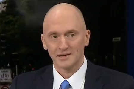 Carter Page sues Yahoo, Huffington Post: Coverage 'falsely branded' him as traitor