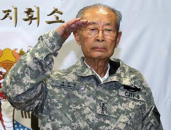 General who was hero of Korean War denied burial in National Cemetery in Seoul