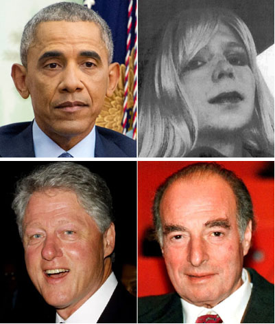 For the record: Look who skated or got pardoned during the Obama, Clinton administrations
