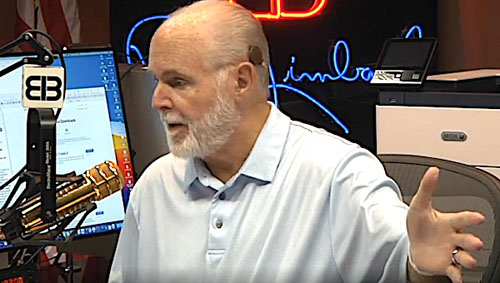 Limbaugh warns: If Republicans continue their silence, they may never win another election