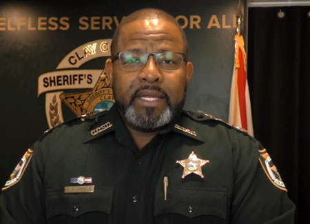 Florida sheriff says he'll deputize gun owners if protests turn violent