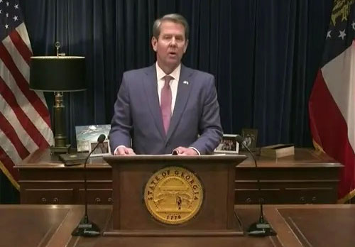 Chorus of woe from Georgia's mayors and politicos after governor bans mask mandates