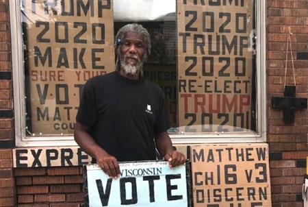 Black Trump advocate shot dead in public, broad daylight