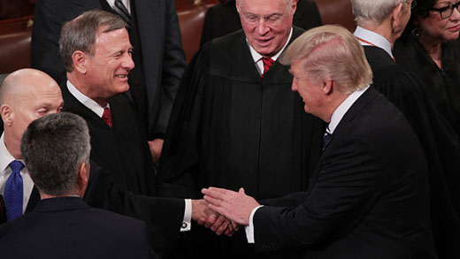 Limbaugh: Why 'Never Trumper' Justice Roberts is making Democrats anxious
