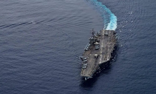 China state media refers to new U.S. policy on S. China Sea as 'mentally retarded'
