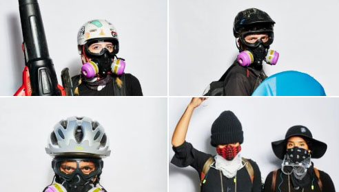 As rioters terrorize Portland, Washington Post offers fashion tips for anarchists