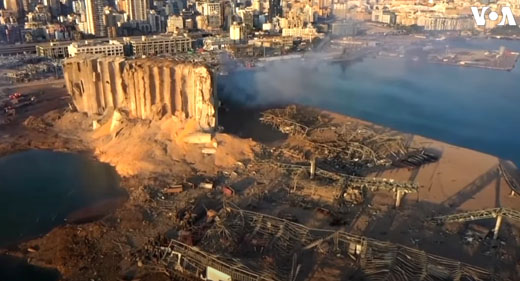 Anger in Beirut: Analyst lists questions without answers