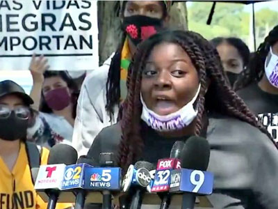 Chicago activist to residents angry about looting: 'Get over it'