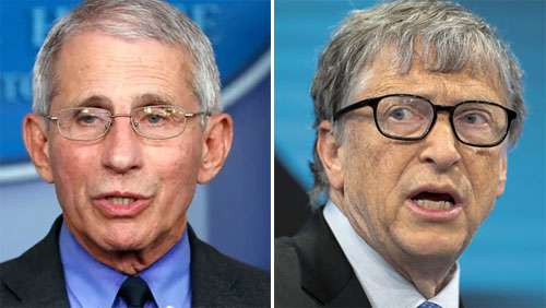 Dr. Fauci and Bill Gates: Snake oil salesmen?