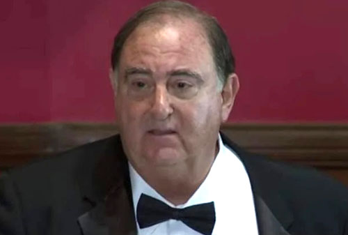 Stefan Halper in January 2017: 'I don't think Flynn's going to be around long'