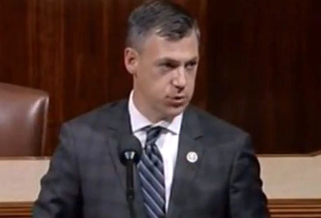 Rep. Banks: Stop unemployment benefits for Antifa 'thugs'