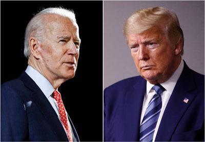 Report: Trump 8 times more accessible to hostile press than Biden to friendlies