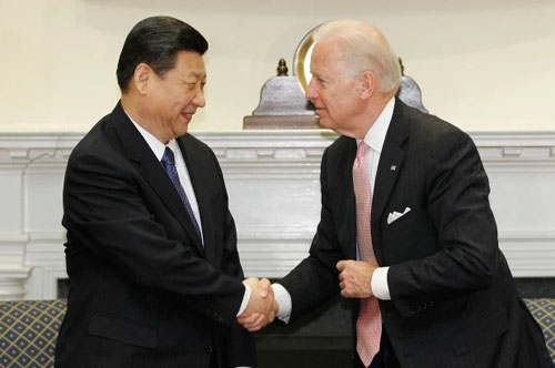 Biden, Part II: CCP funds Hunter's firm as Dad makes dangerous (for U.S.) deals with Chairman Xi