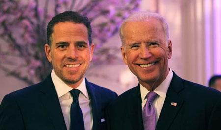Biden, Part I: Daddy's boy — the Hunter train wreck