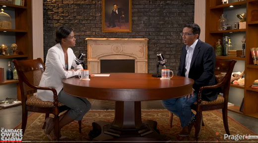 D'Souza: Conservatives are good with facts, weak on counter-narratives