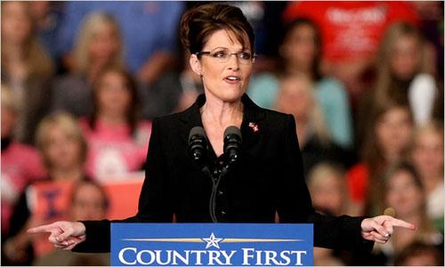Sarah Palin's note to Kamala Harris hits key never-Trumpers who backstabbed her