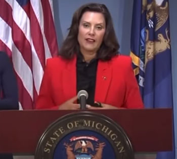 Michigan group works to curtail Gov. Whitmer's emergency powers