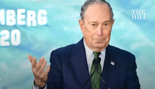 Report: Bloomberg pays off financial obligations of 32,000 felons so they can vote