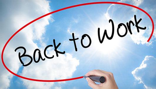 OK, America, back to work (and school), says Dr. Scott Atlas