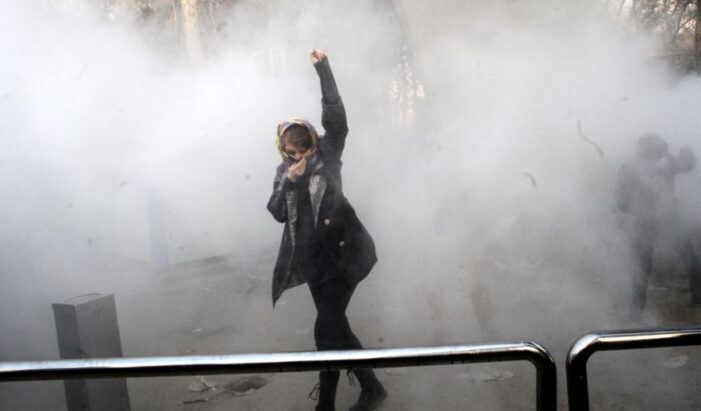 Citizen journalists under attack in Iran for 'distorting reality'