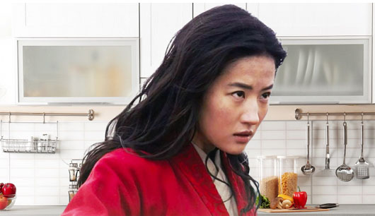 Disney slightly edits Mulan for foreign audiences: Stay-at-home heroine wows husband
